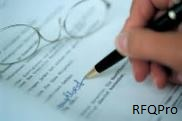 RFQ Cover Letter